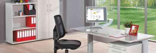 Die richtigen Möbel und individuelle Details sorgen für ein Wohlgefühl am Arbeitsplatz