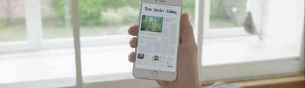 NZZ lanciert neues E-Paper